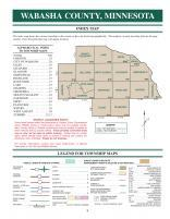 Index Map, Wabasha County 2006